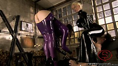 Enter the wild and freaky world of BDSM that these babes dwell in