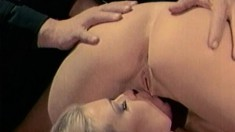 Classic video of Jenna Jameson getting real freaky at her prime