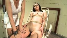 Bodacious nurse dominatrix puts her vast array of skills on display