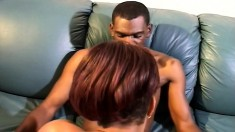 Chubby Ebony Woman Has Sexual Needs That Only A Black Guy Can Satisfy