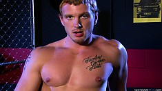 Jack is a young and horny stud with a great worked out body and a big shaft