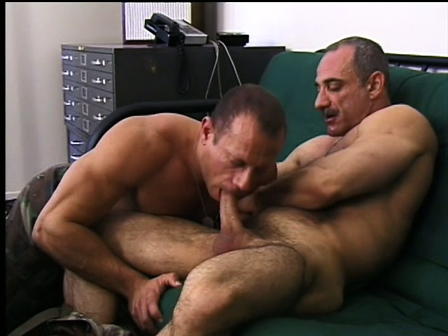 Horny mature gay