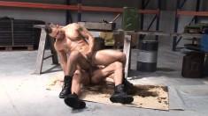 Hot workers Renato Belaggio and Rogerio Matteo explore their desires