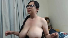 Big Boobs Latina Loves Doggystyle