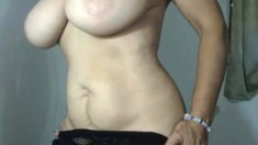 Georgina Lempkin solo BBW with huge boobs