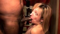 Sexy Mature Amateur Wife Interracial Cuckold