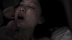 Real amateur Latina in hot POV blowjob and facial