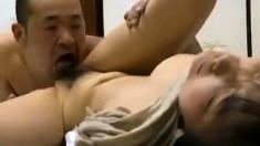 Asian Japanese Hairy Pussy Hole Fucked