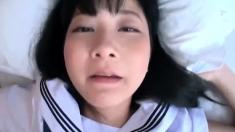 Amateur Japanese Teen Doll Hardcore Action