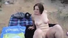 Buttlovers - Short Beach Clip