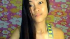 stroke for webcam girl